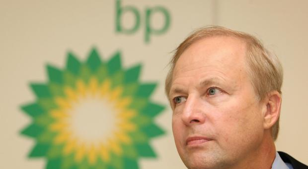 BP boss Bob Dudley said the resumption of oil production from the Schiehallion field marked a return to growth for the company's North Sea business