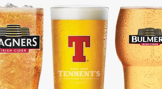 C&C is well-known for Magners, Tennent's and Bulmers