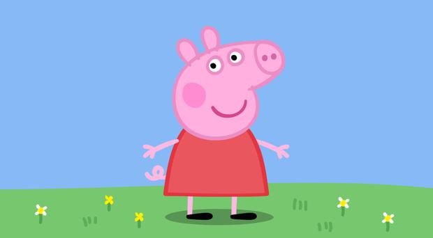 Entertainment One is the company behind Peppa Pig
