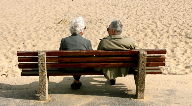 Over 300,000 people aged over 65 are now living together as part of an unmarried couple across England and Wales