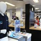 A Dixons Carphone store in Oxford Street, London