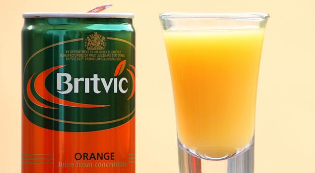 Britvic saw pre-tax profits drop to £38.6 million for the 28 weeks to April 16