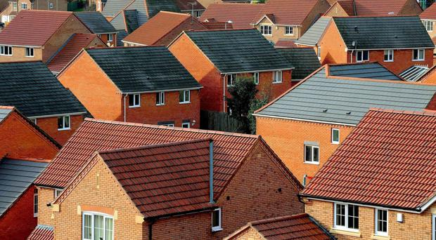 The level of mortgage lending has increased at the start of the year and is being driven by first-time buyers