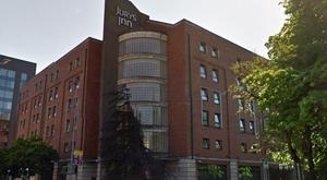 Sell-off: Jurys Inn in Belfast