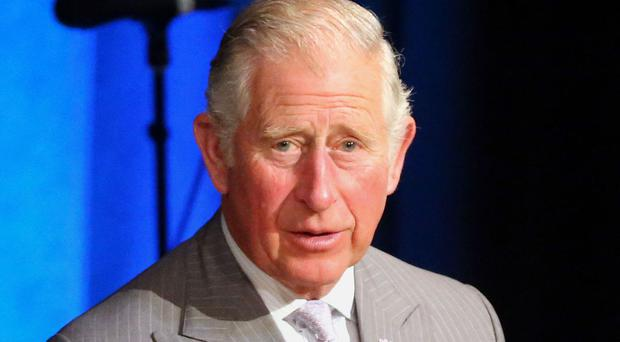 The Prince of Wales addressed the gathering convened by his International Sustainability Unit