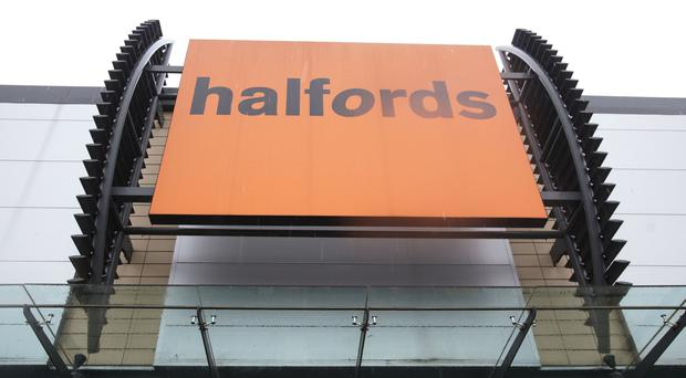 Halfords reported pre-tax profits of £71.4 million for the year to March 31