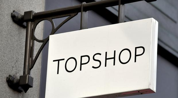 Topshop launched in Australia six years ago