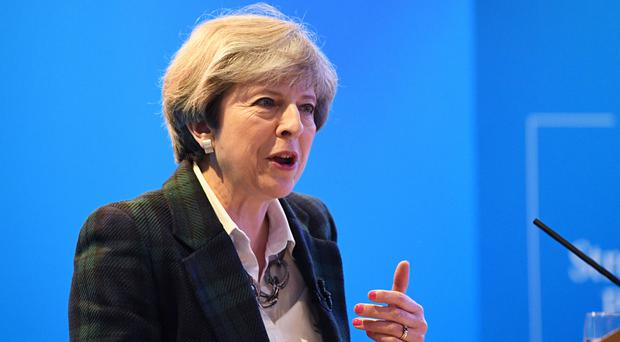 Theresa May will chair a session on counter-terrorism when G7 leaders gather in Taormina in Sicily
