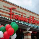 Frankie & Benny's owner, The Restaurant Group, has been closing under-performing restaurants and rejigging menus as part of a turnaround plan