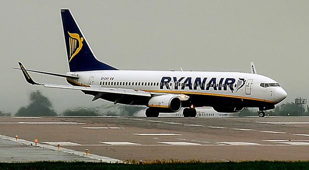 Ryanair is seen to be on track for further growth in the next financial year