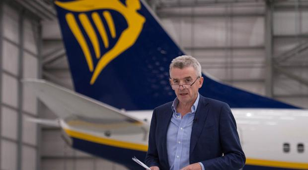 Ryanair chief executive Michael O'Leary said the airline had benefited from the IT issues experienced by British Airways