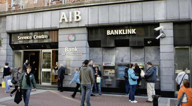 AIB shares to be sold off