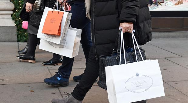 There has been 'a surprising uptick' in consumer confidence, statistics reveal