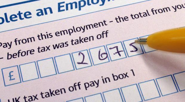 HMRC figures show 364,000 workers will be paying the top rate of tax in 2017/18