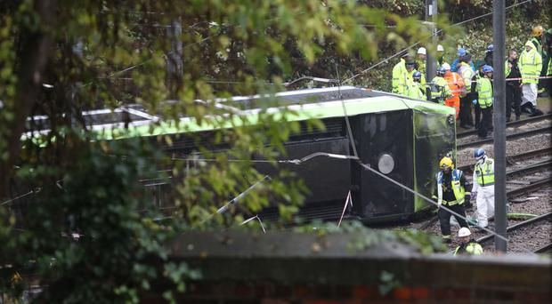 FirstGroup's £207m profits haul comes after a year marred by the tragic crash on its Croydon Tramlink line last November