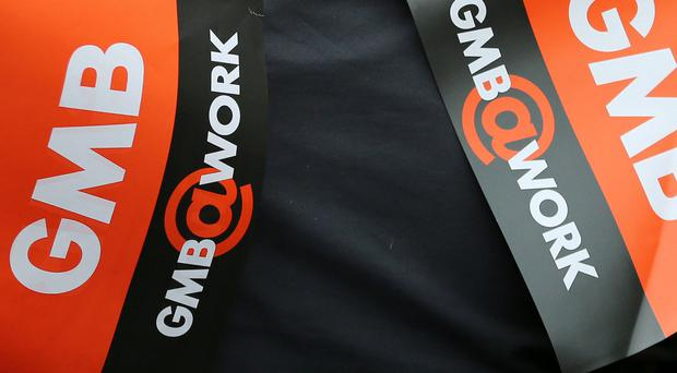 The GMB has bemoaned the effect of cuts on public services