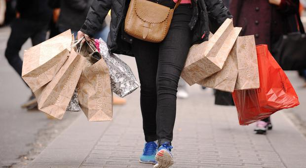 Retail sales down as consumers start to feel the pinch