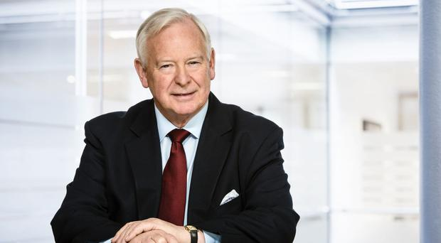 Sir John Parker announced in February his intention to step down after eight years as chairman