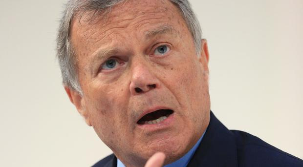 WPP shareholders voiced discontent at Sir Martin Sorrell's pay package.