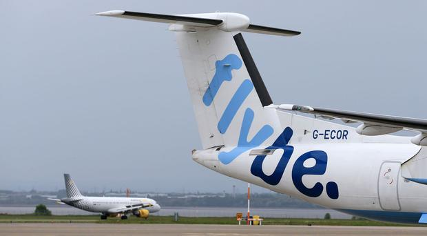 Flybe posted a £19.9 million pre-tax loss in the year to March 31, compared to a profit of £2.7 million last year