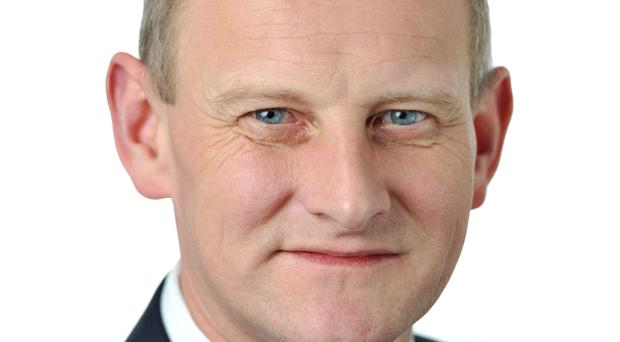 Steve Rowe was promoted to chief executive in April last year