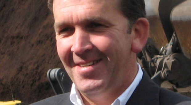 Chief executive Edward Conroy