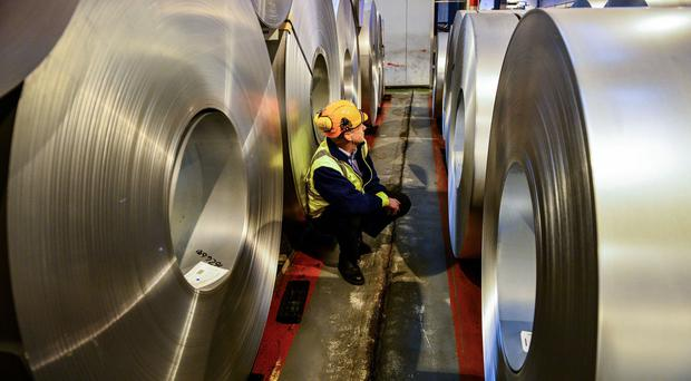 Manufacturing figures were more disappointing than experts forecast