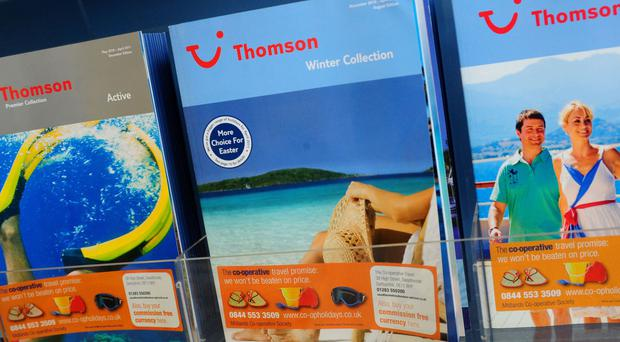 Prices for British customers for holidays booked through Thomson owner Tui are likely to rise, the firm said