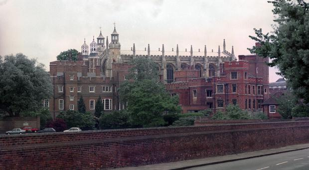 Eton will pay just over £821,000 out of a £4.1 million bill over the next five years