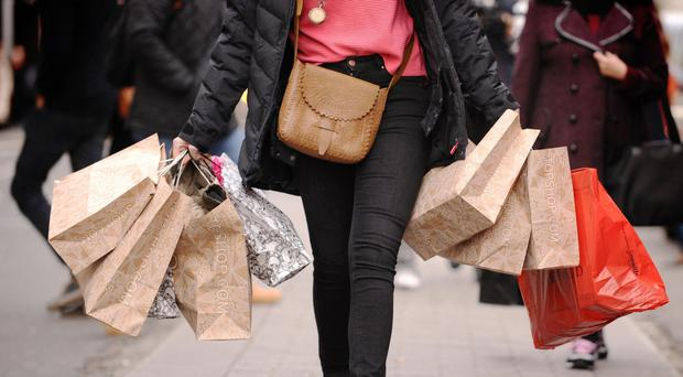 Household spending falls for first time in four years, Visa finds