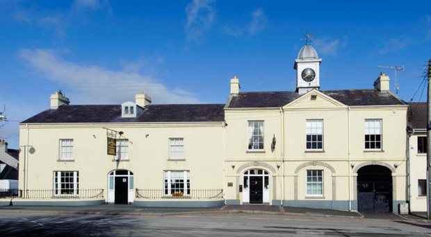 The Downshire Arms in Hilltown is up for sale