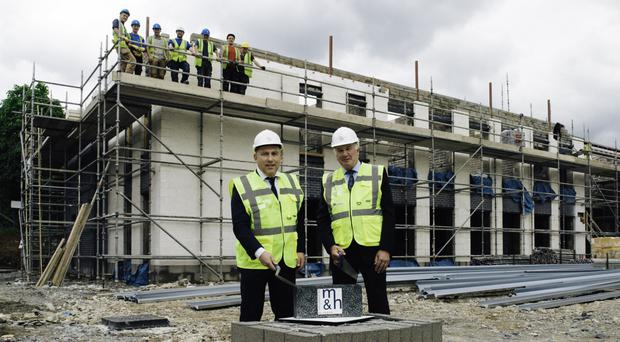 Northern Ireland Construction Firm Toughs It Out To Thrive In
