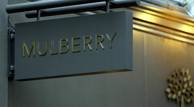 Mulberry said the 'Zipped Bayswater' bag has become an immediate bestseller since its launch in October