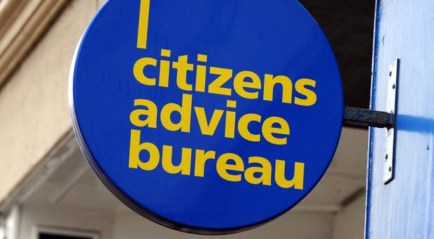 About 180,000 people contacted Citizens Advice over a work-related problem in the year to April