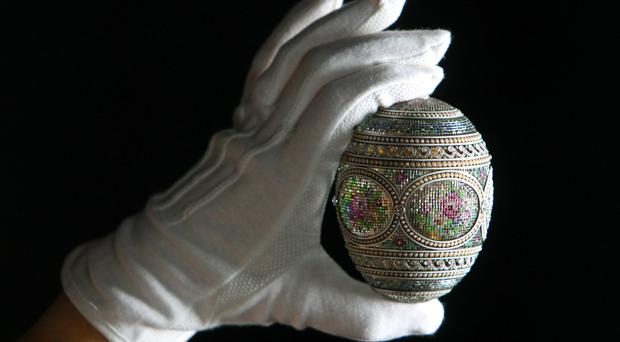China's Fosun proposes to buy Faberge owner Gemfields