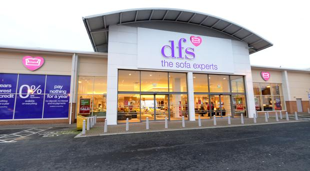 DFS anticipates full-year operating profit to be lower than market expectations (DFS Furniture/PA)