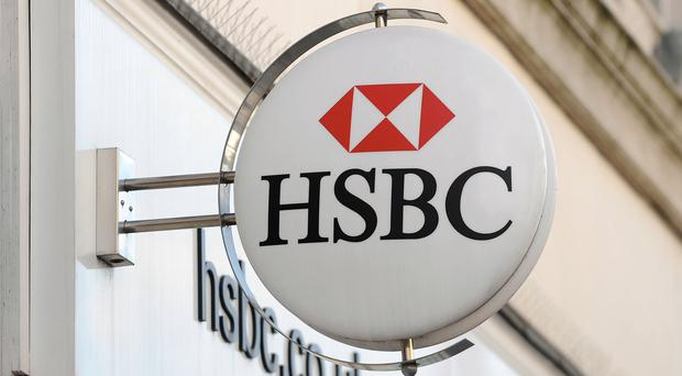 HSBC said it had approved 91% of small business lending applications in the last year (stock picture)