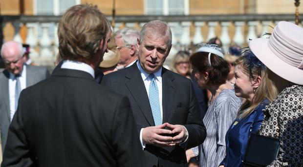 The Duke of York said there were two ways of looking at Brexit