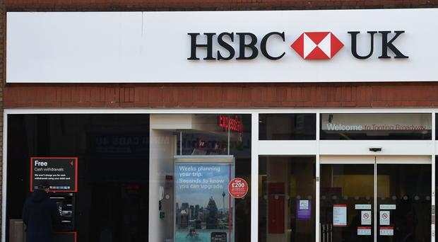 HSBC currently has 43,000 employees in the UK