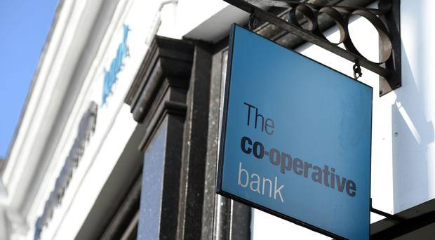 The Co-operative Bank says it's in