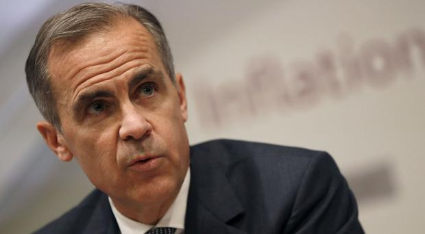Bank of England Governor Mark Carney said the time is not right to increase interest rates