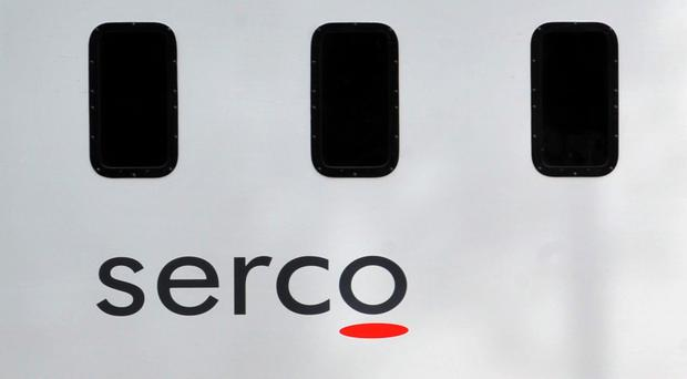 Shares in Serco lifted 3% as the contract cheer provided further evidence of the group's bounce back