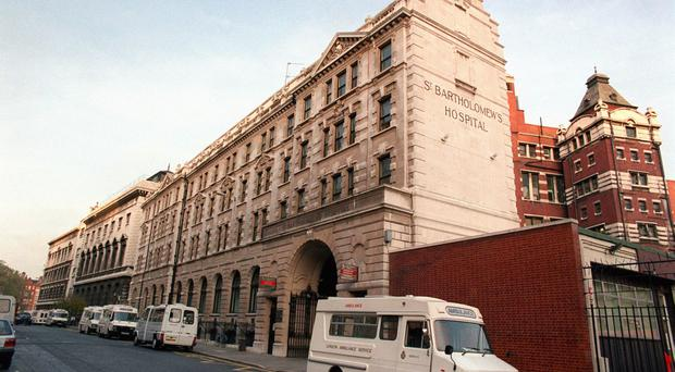 Members of the Unite union working at Barts Health NHS Trust voted in favour of industrial action