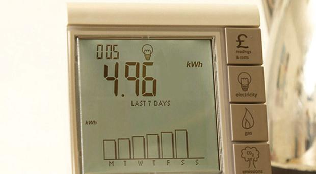Smart meters are likely to save individual consumers only a small amount of money on energy bills, a report said (Energy Retail Association of Smart Meters/PA)