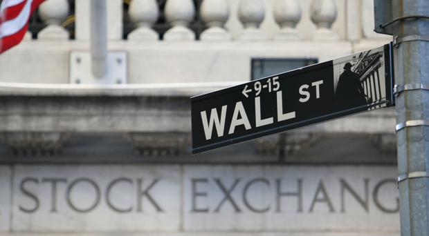 It was a mixed day on Wall Street