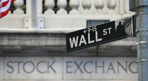 Stocks edged higher on Wall Street