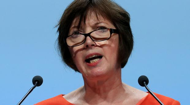 Frances O'Grady, general secretary of the TUC, wants workers' rights to be improved