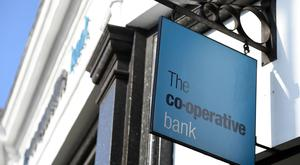 The Co-operative Bank, which was put up for sale in February, has said it is in advanced discussions with existing investors over a rescue package