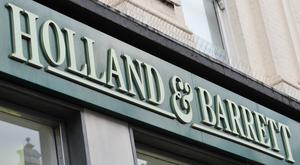 Holland & Barrett's annual revenues in 2016 exceeded £610 million