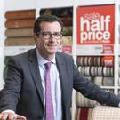 Wilf Walsh of Carpetright